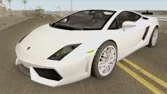 Lamborghini Gallardo LP560-4 IVF для GTA San Andreas
