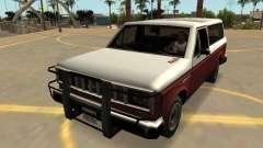 Бессодержательный Рысь с значки и дополнения В2 для GTA San Andreas