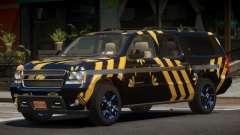 Chevrolet Suburban E-Style PJ3 для GTA 4