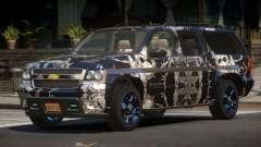 Chevrolet Suburban E-Style PJ5 для GTA 4