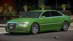 Audi A8 V1.3 для GTA 4