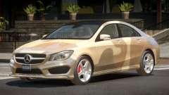 Mercedes Benz CLA V1.0 PJ1 для GTA 4