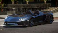 Lamborghini Aventador Spider SR для GTA 4