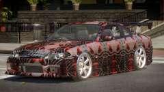 Nissan Silvia S15 D-Style PJ2 для GTA 4