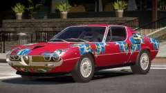 Alfa Romeo Montreal V1.0 PJ5 для GTA 4