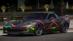 Chevrolet Corvette ZR1 LS PJ4 для GTA 4
