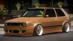 Volkswagen Golf 2 LT для GTA 4