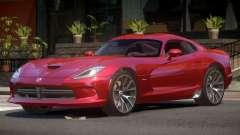 Dodge Viper GTS SV для GTA 4