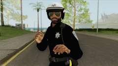 SASP Skin V2 GTA V для GTA San Andreas