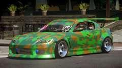 Mazda RX-8 V1.1 PJ4 для GTA 4