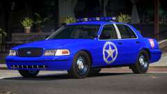 Ford Crown Victoria USM Police для GTA 4