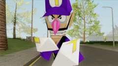 Waluigi (Mario Party 3) для GTA San Andreas