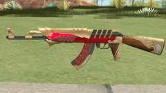 AK-47 Flash (CSO2) для GTA San Andreas