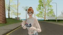 Random Female V7 (GTA Online) для GTA San Andreas