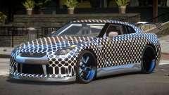 Nissan GT-R SE PJ3 для GTA 4