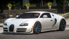 Bugatti Veyron SS PJ2 для GTA 4
