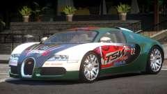 Bugatti Veyron DTI PJ7 для GTA 4
