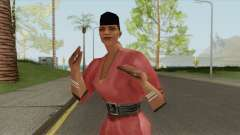 Rich Old Lady B Skin (Vice City) для GTA San Andreas