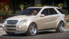 Mercedes ML63 AMG V1.2 для GTA 4
