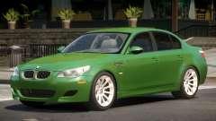 BMW M5 E60 V2.1 для GTA 4