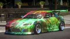 Mazda RX-8 V1.1 PJ6 для GTA 4