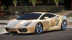 Lamborghini Gallardo SE V1.1 PJ1 для GTA 4