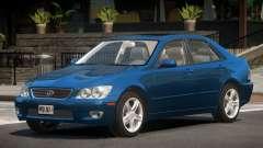 Lexus IS300 LS для GTA 4