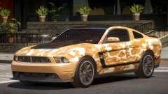 Ford Mustang 302 V1.1 PJ5 для GTA 4