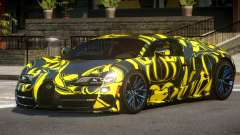 Bugatti Veyron SS PJ1 для GTA 4