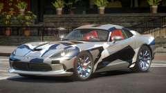 Dodge Viper GTS R-Tuned PJ6 для GTA 4