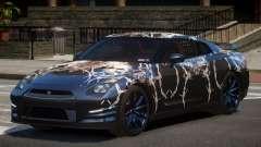 Nissan GT-R Qz PJ5 для GTA 4