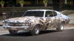 Chevrolet Chevelle ST PJ1 для GTA 4