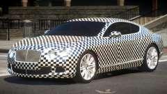 2013 Bentley Continental GT Speed PJ2 для GTA 4