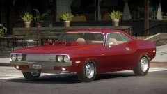 Dodge Challenger SR для GTA 4