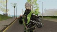 Masculino Toque Mortal 2 (Free Fire) для GTA San Andreas