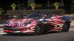 Chevrolet Corvette SR PJ5 для GTA 4