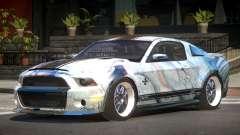 Shelby GT500 SR PJ2 для GTA 4