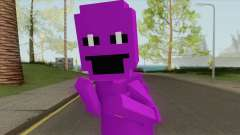 Purple Guy (FNAF) для GTA San Andreas