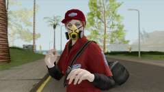 Random Female (Bugstars Equipment) для GTA San Andreas