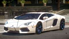Lamborghini Aventador LP700 SR PJ5 для GTA 4
