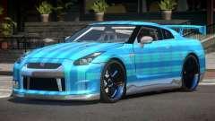 Nissan GT-R SE PJ5 для GTA 4
