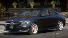 Mercedes Benz CLA V1.0 для GTA 4