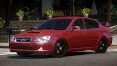 Subaru Legacy RS для GTA 4