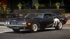 1971 Dodge Challenger RT V1.2 PJ6 для GTA 4