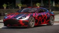 Aston Martin Zagato SR PJ5 для GTA 4