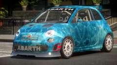 Fiat 500 L-Tuned PJ1 для GTA 4