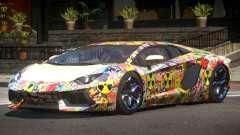 Lamborghini Aventador LS PJ1 для GTA 4