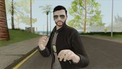 Male Random FBI Skin V2 (Bugstars Equipment) для GTA San Andreas