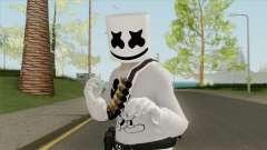 Marshmello V3 (GTA Online) для GTA San Andreas