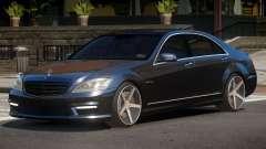 Mercedes Benz S65 V1.3 для GTA 4